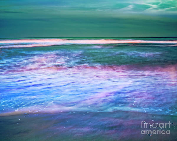 Photograph - Rainbow Beach by Patrick M Lynch