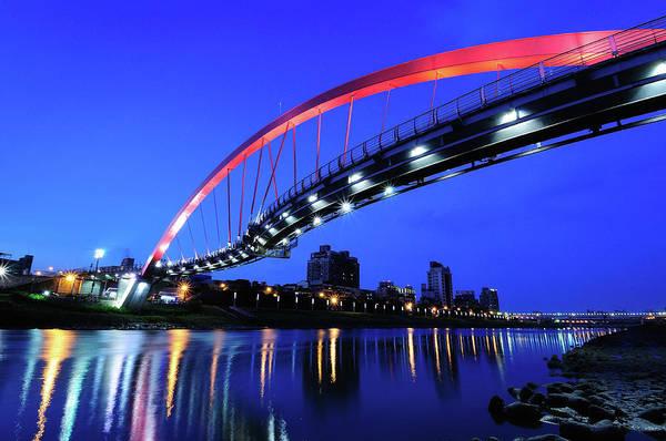 Wall Art - Photograph - Rainbow Bridge by Po Yao's Photography