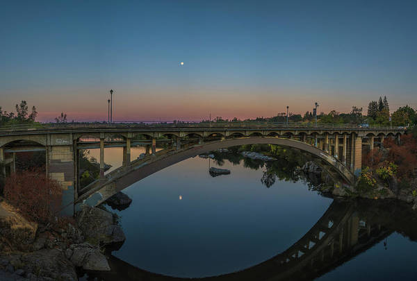 Photograph - Rainbow Bridge Sunrise by Jonathan Hansen