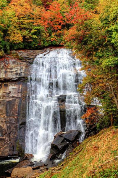 Photograph - Rainbow Falls by Dale R Carlson