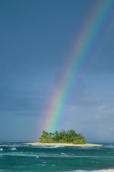 Wall Art - Photograph - Rainbow Isle by Sean Davey