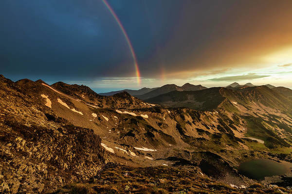 Photograph - Rainbow Land by Evgeni Dinev