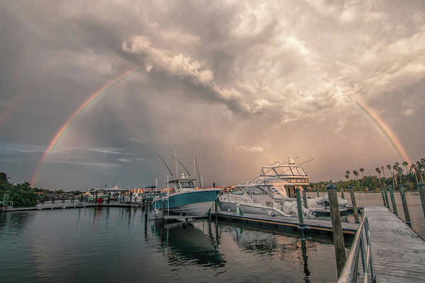 Photograph - Rainbow Vista by Dorothy Cunningham