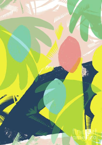 Wall Art - Mixed Media - Rainforest by Catherine Worsley