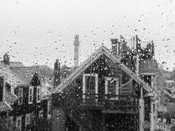 Photograph - Rainy Day In Provincetown  by David Gordon