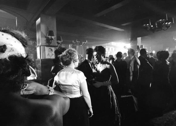 Scriptwriter Photograph - Raisin In The Sun Party At Sardis by Gordon Parks