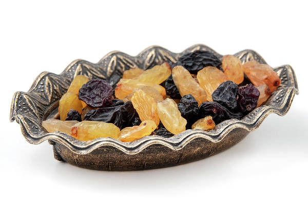 Photograph - Raisins by Fabrizio Troiani