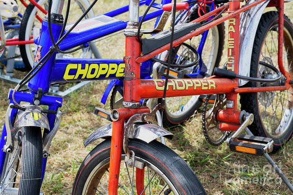 Photograph - Raleigh Chopper by Tim Gainey