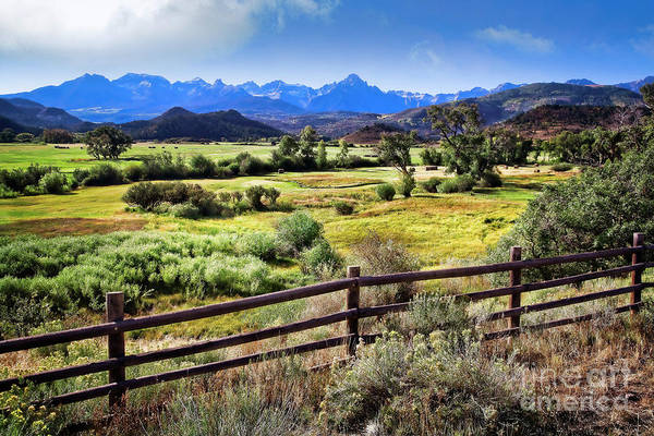 Photograph - Ranch Country by Scott Kemper