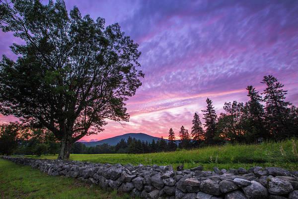 Wall Art - Photograph - Randolph Hill Sunset by Chris Whiton