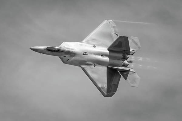 Photograph - Raptor Flyby #1 by Todd Henson