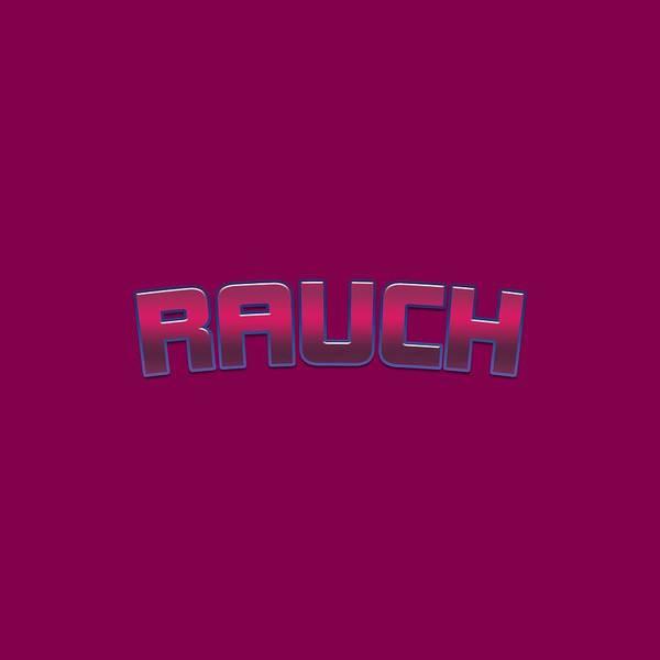 Rauch Wall Art - Digital Art - Rauch #rauch by TintoDesigns