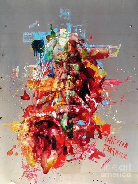 Wall Art - Painting - Rava by Massimo Chioccia and Olga Tsarkova