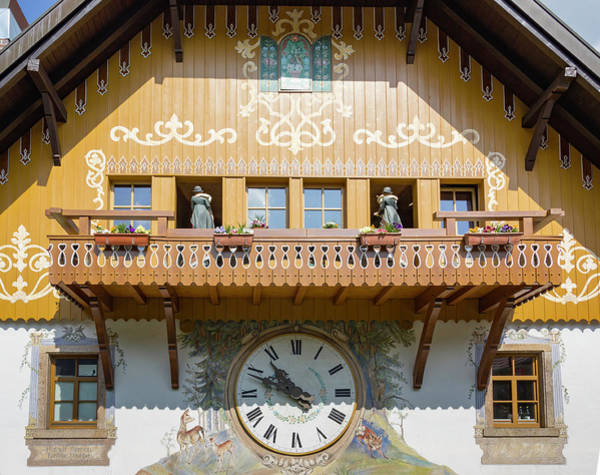 Wall Art - Photograph - Ravenna Cuckoo Clock by Teresa Mucha