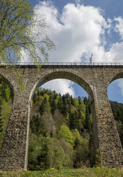 Wall Art - Photograph - Ravenna Gorge Viaduct 02 by Teresa Mucha