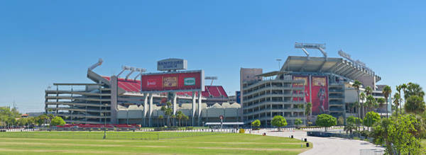 Wall Art - Photograph - Raymond James Stadium Home To The Nfl by Panoramic Images