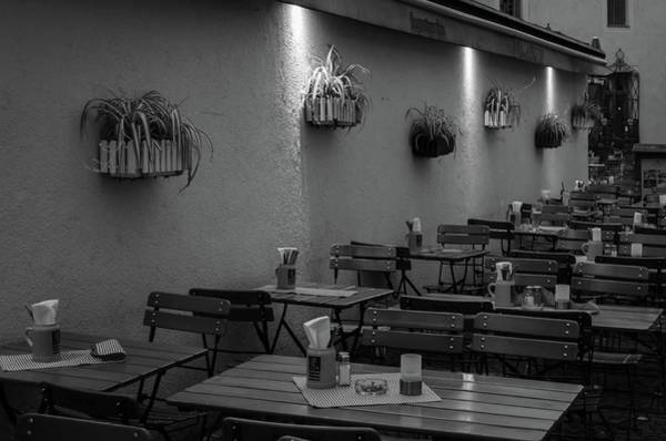 Photograph - Ready To Serve by Borja Robles