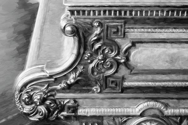 Lightner Museum Photograph - Really Grand Piano Lightner Museum St Augustine 004 by Rich Franco