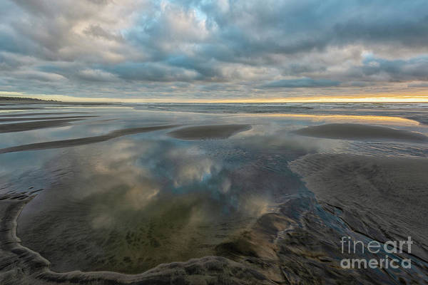 Wall Art - Photograph - Receding To The Sea by Mike Dawson