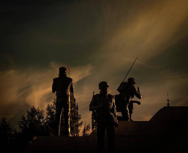 Photograph - Reconciliation by Juan Contreras