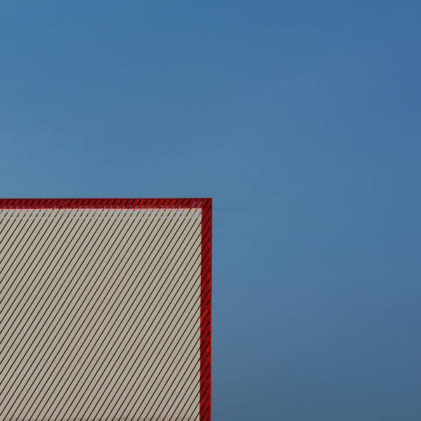 Photograph - Red Angle by Stuart Allen