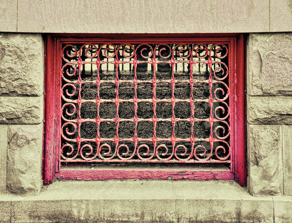 Photograph - Red Antiquity by JAMART Photography