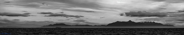Photograph - Red Bluff Bay - Baranof Island, Ak by Rich Ackerman