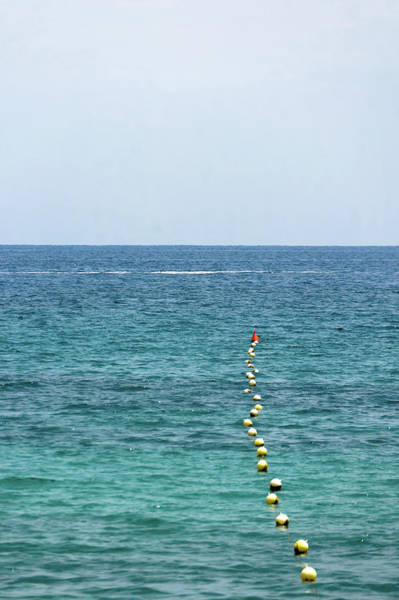 Dodecanese Photograph - Red Buoy by Daniel Kulinski
