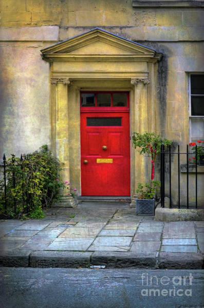 Wall Art - Photograph - Red Door by Jill Battaglia