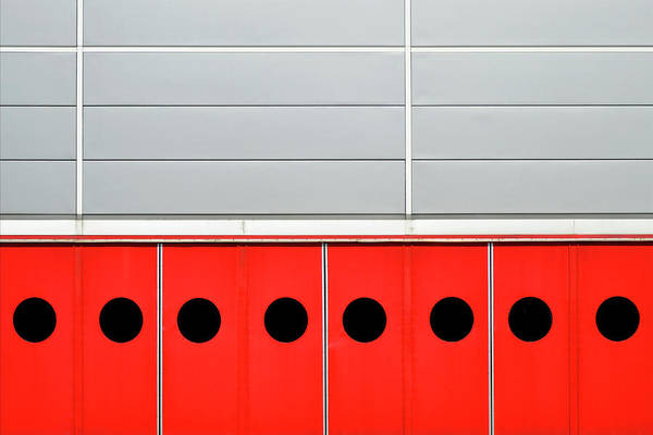 Photograph - Red Doors by Stuart Allen