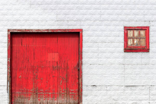 Wall Art - Photograph - Red Passage by Todd Klassy