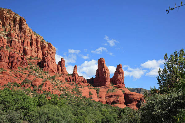 Red Rocks Of Sedona Photograph - Red Rock Country, Sedona, Arizona, Usa by Danita Delimont