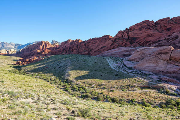 Photograph - Red Rock Morning #2 by Joseph S Giacalone