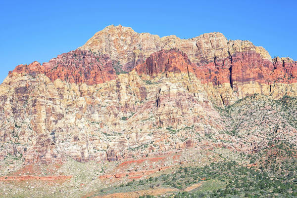 Photograph - Red Rock Rocks #1 by Joseph S Giacalone