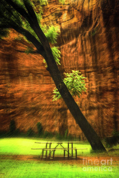 Photograph - Red Rock Vertigo by Imagery by Charly