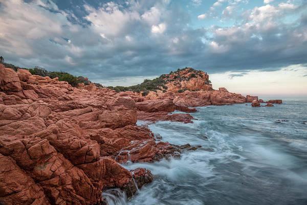 Photograph - Red Rocks #3 by Daniele Fanni