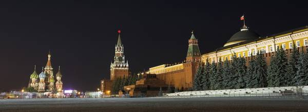 Town Square Wall Art - Photograph - Red Square Moscow by Gp232