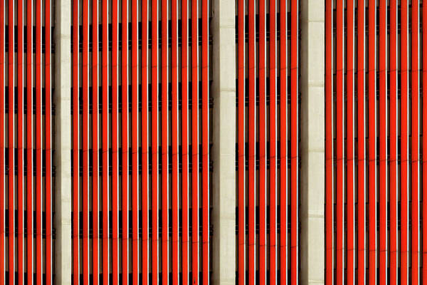 Photograph - Red Stripes by Stuart Allen
