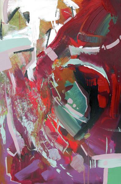 Painting - Red Tweak by John Jr Gholson