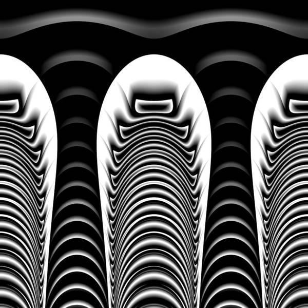 Serendipity Digital Art - Redentians by Andrew Kotlinski