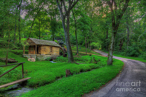 Wall Art - Photograph - Reed Springs Mill by Larry Braun