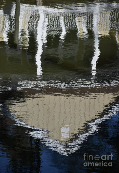 Wall Art - Photograph - Reflected Investment by Skip Willits