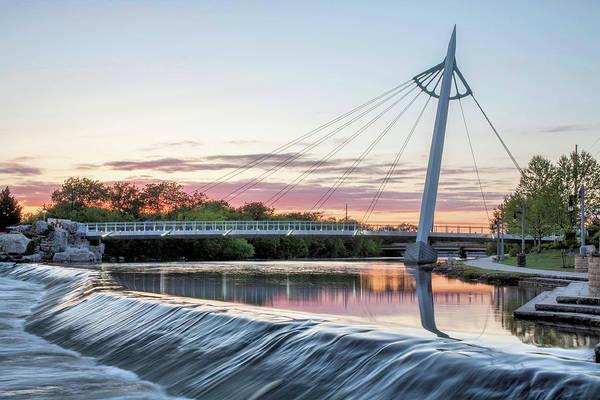 Photograph - Reflecting On Wichita by JC Findley