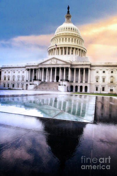 Photograph - Reflecting Pool by Scott Kemper