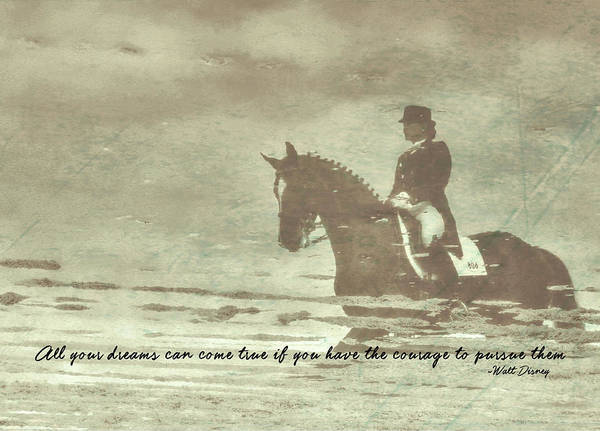 Photograph - Reflection Quote by JAMART Photography