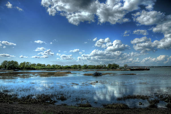 Medway Wall Art - Photograph - Reflections by Gregory Warran
