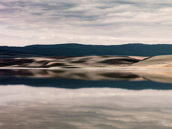 Photograph - Reflections by Leland D Howard