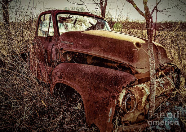 Photograph - Reflections Of A Ford by Janice Pariza