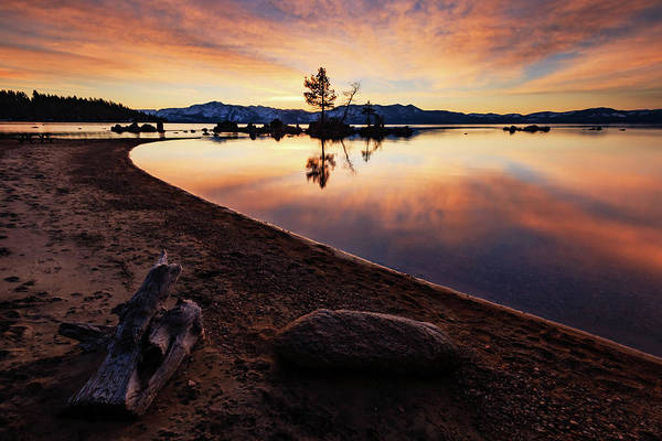 Wall Art - Photograph - Reflections Of Zephyr Inspiration by Mike Herron