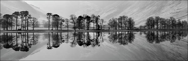 Wall Art - Photograph - Reflections On Buttermere by Paul Whiting
